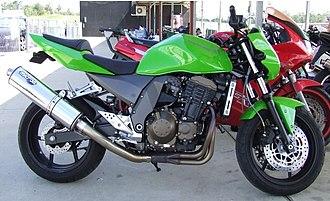 Kawasaki Z750 - Image: Z750