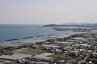 Nankoku, Kōchi City in Shikoku, Japan