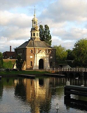 Zijlpoort (Leiden) - Zijlpoort