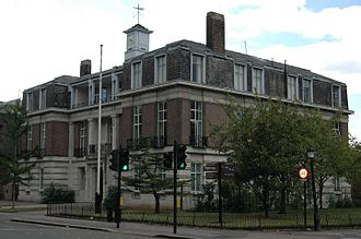 Zoological Society of London - Zoological Society of London (ZSL), Main Building by John Belcher and John James Joass