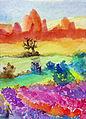 """""""Arizona Trails"""" by Patricia Lazaro .jpg"""