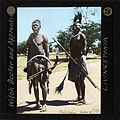 """Witch Doctor and Apprentice, Livingstonia"", Malawi, ca.1910 (imp-cswc-GB-237-CSWC47-LS4-1-028).jpg"