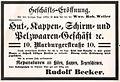 '75 Jahre mit Becker Siegen'. Kürschnerei Becker, Siegen 1970 (2).jpg