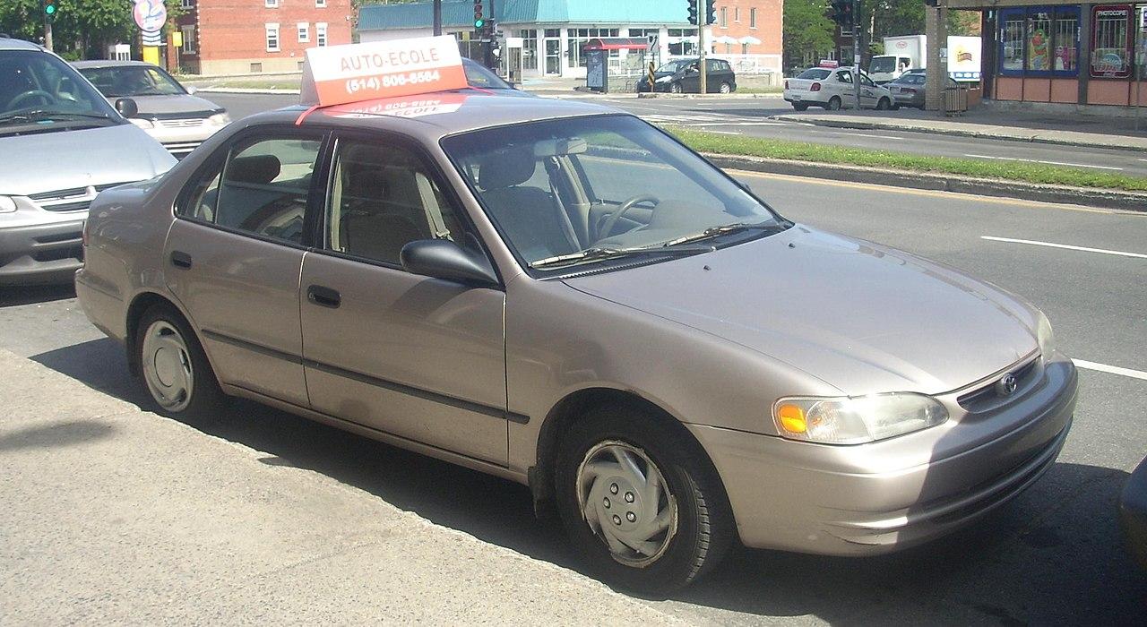 File  U0026 39 98- U0026 39 00 Toyota Corolla Driving School Car Jpg