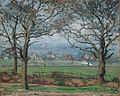 'Near Sydenham Hill', oil on canvas painting by Camille Pissarro.jpg