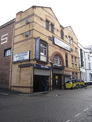 O2 Academy Liverpool - Image: 'O2 Academy', Hotham Street geograph.org.uk 1630545