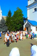 File:(001) APPLE SPAS CELEBRATION AT ST ASSUMPTION ORTHODOX CATHEDRAL IN CITY OF BAR REGION OF VINNYTSIA STATE OF UKRAINE VIDEO BY VIKTOR O LEDENYOV 20190819.ogv