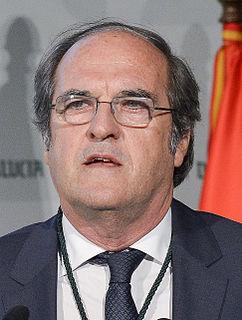 Ángel Gabilondo Spanish academic