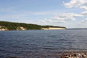 Oulujärvi - Ärjänsaari