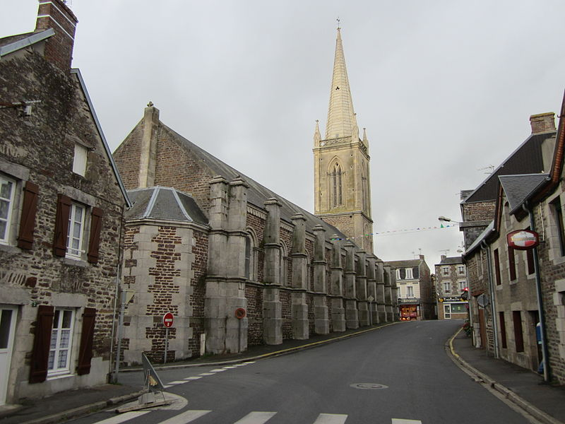 Église Notre-Dame de fr:Bréhal
