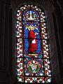 Église Notre Dame et Saint-Junien de Lusignan, vitrail 09.JPG