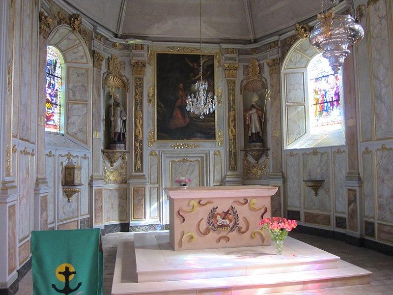 église Saint-Hermeland de Sottevast, Manche