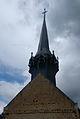Église Saint-Martin de Cintray, le clocher et le pignon.jpg