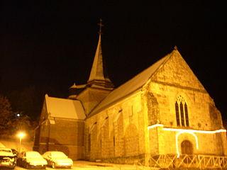 Longueville-sur-Scie Commune in Normandy, France