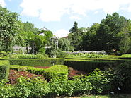 Österreich, Stubenberg am See, Schloss Herberstein, Barockgarten, 0541