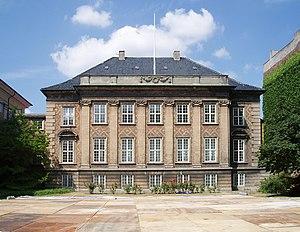 Østre Landsret - Main building of The Eastern High Court