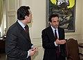 Συνάντηση ΥΠΕΞ Δ. Δρούτσα με Βοηθό Υπουργό Εξωτερικών ΗΠΑ Philip H. Gordon (2.3.2011) (5492176180).jpg