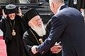 Συνάντηση με τον Οικουμενικό Πατριάρχη κ.κ. Βαρθολομαίο (5877085464).jpg