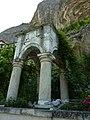 Бахчисарай, Успенский монастырь, Беседка.JPG