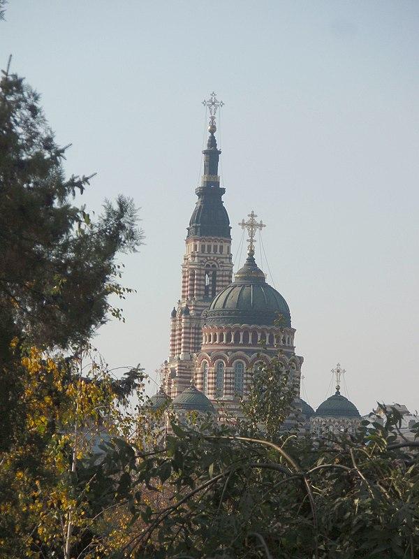 Благовіщенський кафедральний собор в Харкові, © Тетяна Кругляк, CC-BY-SA 4.0