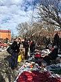 Блошиный рынок около Привоза, Владикавказ.jpg