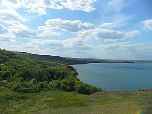 Davlekanovsky District - Lake Asylykyul, Davlekanovsky District
