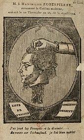 Exécution de Robespierre[modifier
