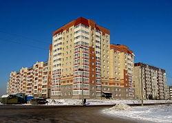 Фото красных кирпичных домов