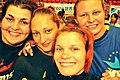Дрбоян, Бойкова, Максименко, Березовская Чемпионат Мира Гаусюнь Тайвань.jpg