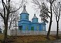 Дубівка. Церква Олександра Невського. 1748 р. Перебудована у 1849,1897 роках.jpg