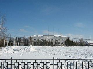 Vilyuysk Town under district jurisdiction in Sakha Republic, Russia