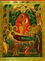 Копия иконы «Успение Богоматери». XVI в. Н.Н. Алексеева. 2009 г..jpg