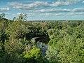 Краєвид зі скелі Топиришки над річкою Псел.jpg