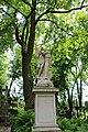Личаківське, Пам'ятник на могилі сестер Облочинських Герміни і Дороти.jpg
