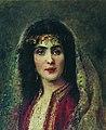 Маковский Константин Егорович. Женский портрет.jpg