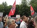 Митинг 18 июля 2018 г пенсии Гайд-парк (Москва) 01.jpg