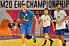 М20 EHF Championship UKR-ITA 21.07.2018-0111 (42833591034).jpg