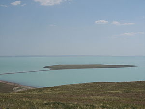 Daursky Nature Reserve - Lake Zun-Torey