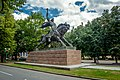 Пам'ятник Богданові Хмельницькому. вул. Гагаріна, 7.jpg