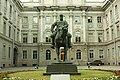 Памятник императору Александру III во дворе Мраморного дворца, 2011-07-13.jpg