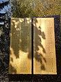 Пам'ятний знак 381 воїну-односельчанину Дроздівка 74-227-0081 01.jpg