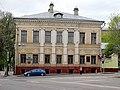 Покровский бульвар дом 18 (угол Подколокольного переулк - panoramio.jpg