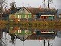 Пруд на реке Мяделка. Город Поставы - panoramio.jpg