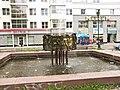 Россия, Карелия, Петрозаводск, Центр, пр.Ленина,10, фонтан, 13-51 12.06.2008 - panoramio.jpg