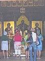 Свято-Георгіївський монастир, мис Фіолент. Фрагмент іконостаса.jpg