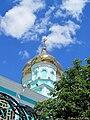 Сызрань.Купола Казанского собора.jpg