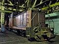 ТУ7-1358, Россия, Кировская область, Каринская узкоколейная железная дорога, депо Техническая (Trainpix 170838).jpg