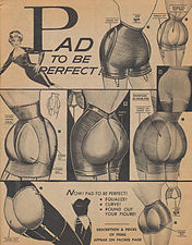 Женская жопа википедия