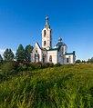 Церковь Архангела Михаила. Село Русское, Кировская область.jpg
