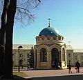 Часовня Николая Чудотворца, площадь Святителя Николая, 1, Дзержинский, Московская область.jpg